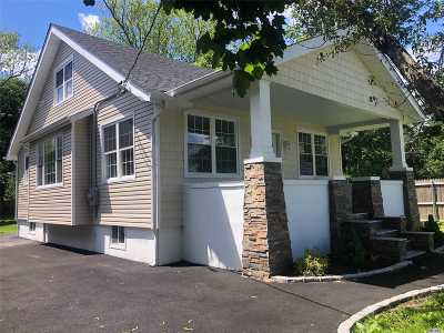 Patchogue Single Family Home For Sale: 514 S Ocean Ave