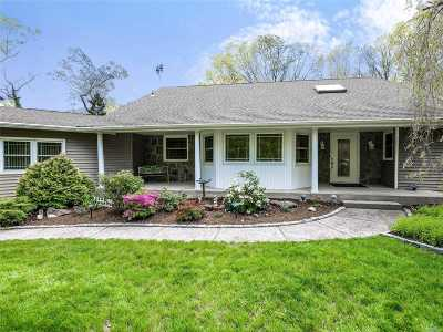 Dix Hills Single Family Home For Sale: 5 Maryland St