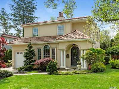 Manhasset Single Family Home For Sale: 140 Webster Ave