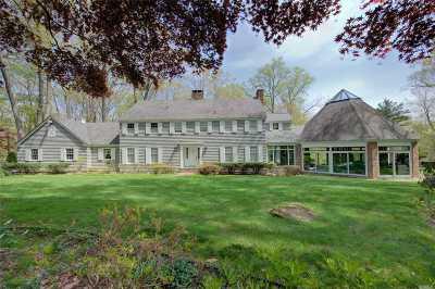 Head Of Harbor Single Family Home For Sale: 7 Carman Ln