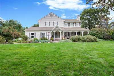 E. Setauket Single Family Home For Sale: 45 Fieldhouse Ave