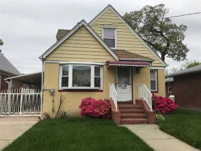 Queens Village Single Family Home For Sale: 222-05 109th Ave