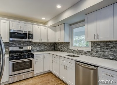 Wantagh Single Family Home For Sale: 2863 Walter Rd