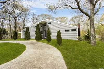 Hampton Bays Single Family Home For Sale: 26 Duvall Dr