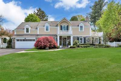 Manhasset NY Single Family Home For Sale: $2,598,000