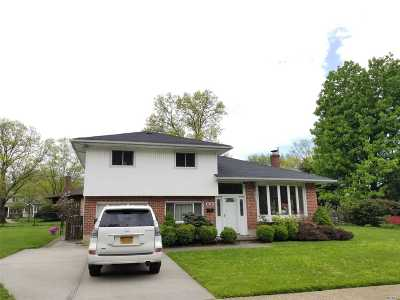 Jericho Single Family Home For Sale: 676 Parkside Dr