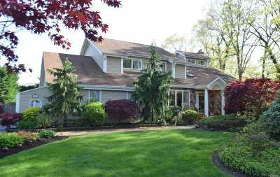 Smithtown Single Family Home For Sale: 102 Grandview Ln