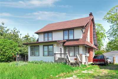 Bay Shore Single Family Home For Sale: 81 S Clinton Ave