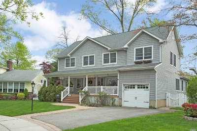 Wantagh Single Family Home For Sale: 1395 Poulson St