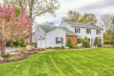 Port Jefferson Single Family Home For Sale: 3 Waterview Dr