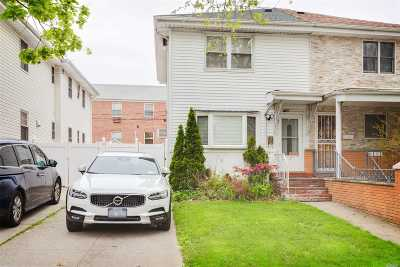 Bayside Single Family Home For Sale: 216-17 64 Ave