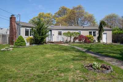 Massapequa Single Family Home For Sale: 17 Hawthorne St