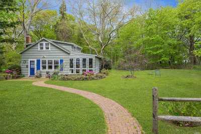 Jamesport Single Family Home For Sale: 106 Lockitt Dr