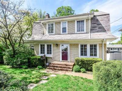 Port Washington Single Family Home For Sale: 3 Highland Ave