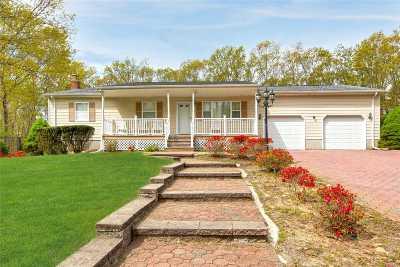Shoreham Single Family Home For Sale: 16 Ramblewood Rd