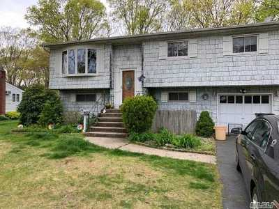Bay Shore Single Family Home For Sale: 151 Brook St