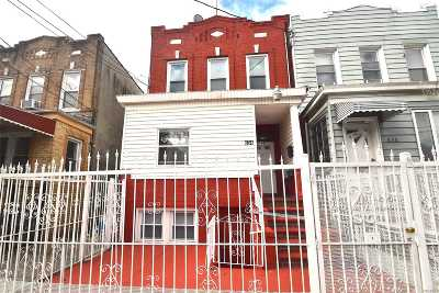 Brooklyn Multi Family Home For Sale: 634 Miller Ave