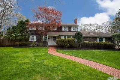 Hampton Bays Single Family Home For Sale: 5 Beatrice Dr