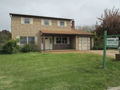 Ronkonkoma Single Family Home For Sale: 7 Eileen Dr