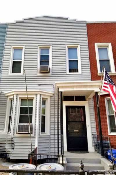 Astoria Single Family Home For Sale: 27-30 27 St