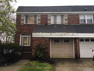 Queens County Single Family Home For Sale: 125-08 Defoe St