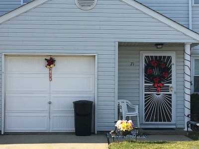 Hempstead Condo/Townhouse For Sale: 71 Baldwin Rd