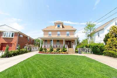 Whitestone Single Family Home For Sale: 150-11 7th Ave
