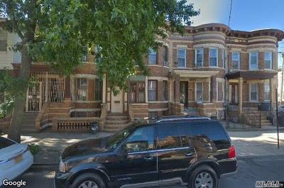 Brooklyn Single Family Home For Sale: 317 Etna Street