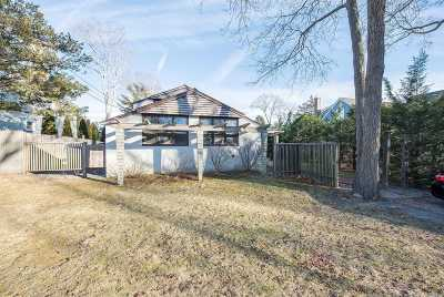 Sag Harbor Single Family Home For Sale: 11 Fordham