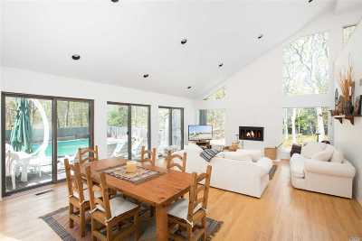East Hampton Single Family Home For Sale: 6 Crows Nest Ln
