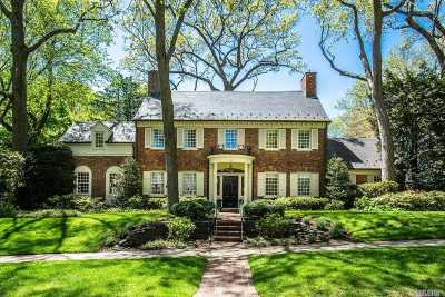 Manhasset NY Single Family Home For Sale: $2,198,000