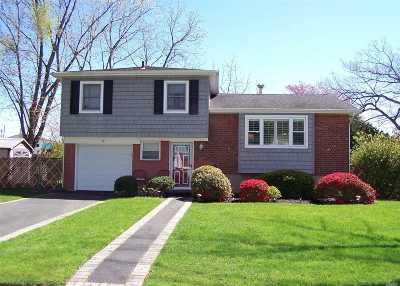 Deer Park NY Single Family Home For Sale: $409,999