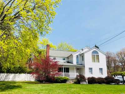 Ronkonkoma Single Family Home For Sale: 55 Teddy Ct