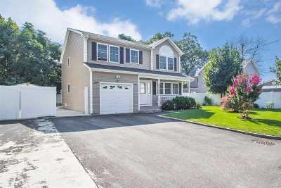 Massapequa Single Family Home For Sale: 29a E Maple St