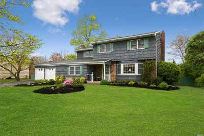 West Islip Single Family Home For Sale: 50 W Sequams Ln