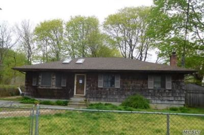 Suffolk County Single Family Home For Sale: 150 Bellport Ave