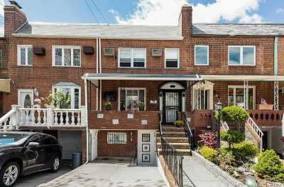 Middle Village Single Family Home For Sale: 63-36 78th St