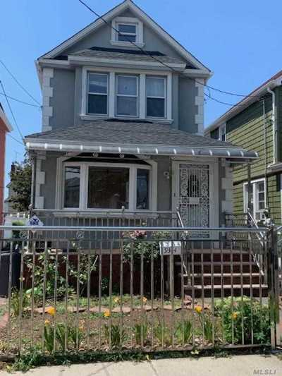 Queens Village Multi Family Home For Sale: 93-44 214th St