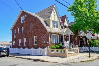 Ozone Park Single Family Home For Sale: 90-01 Albert Rd