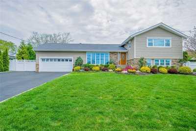 Massapequa Single Family Home For Sale: 21 Sunset Blvd