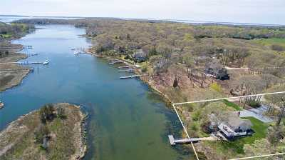 Cutchogue Single Family Home For Sale: 1465 Harbor Ln