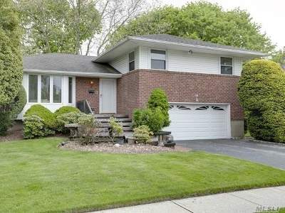 Plainview Single Family Home For Sale: 54 Marilyn Blvd