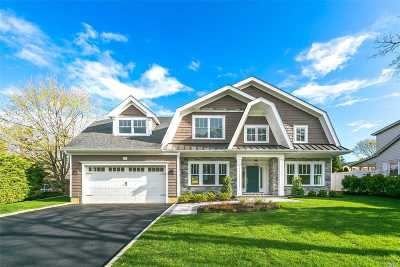 Syosset Single Family Home For Sale: 32 Meadowbrook Rd