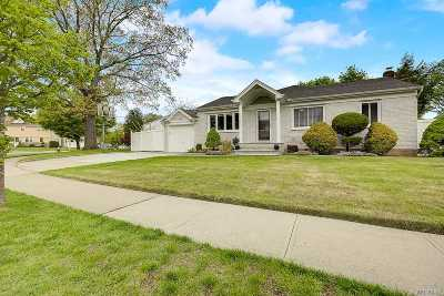 Jericho Single Family Home For Sale: 68 17th St