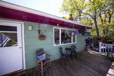 Yaphank Single Family Home For Sale: 176 Mill Rd