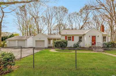 Miller Place Single Family Home For Sale: 164 Harrison Ave