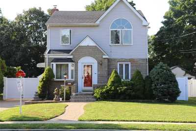 N. Bellmore Single Family Home For Sale: 2432 Camp Ave