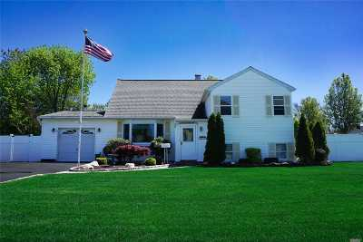 Bay Shore Single Family Home For Sale: 1437 Pine Dr
