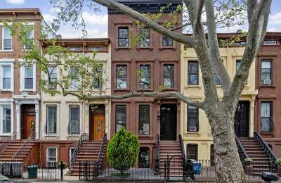 Brooklyn Multi Family Home For Sale: 873 Lafayette Ave