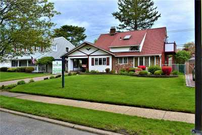 Hicksville Single Family Home For Sale: 99 Winter Ln